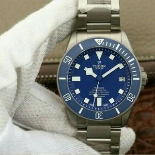チュードル(Tudor)のチューダー ぺラゴス 25600TB 自動巻き(腕時計(アナログ))