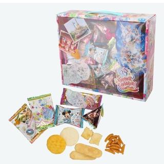 Disney - 35周年 グランドフィナーレ おせんべい 紙箱