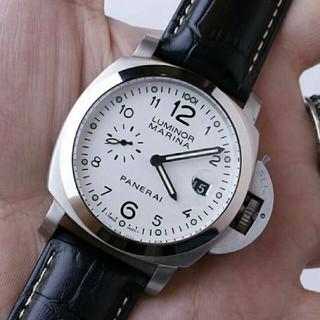 パネライ(PANERAI)の美品·未使用 Paneraiパネライ  メンズ 腕時計(腕時計(アナログ))