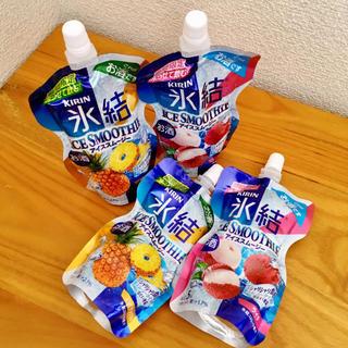 氷結 アイススムージー 4パック(リキュール/果実酒)