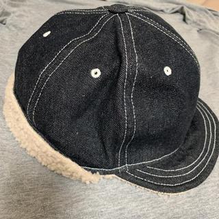 カシラ(CA4LA)のファー帽子 (キャップ)