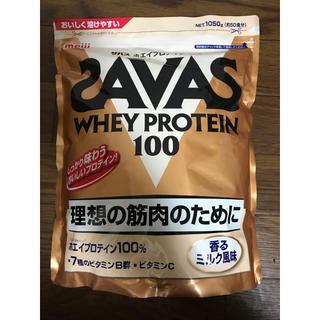 ザバス(SAVAS)のザバス ホエイプロテイン 香るミルク 1050g(プロテイン)