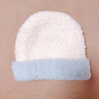 カシウエア(kashwere)の新品 kashwere カシウェア 帽子 ベビー(帽子)