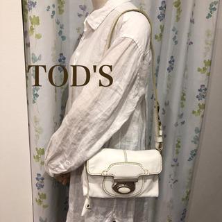 トッズ(TOD'S)の【美品】TOD'S ミニショルダーバッグ(ショルダーバッグ)