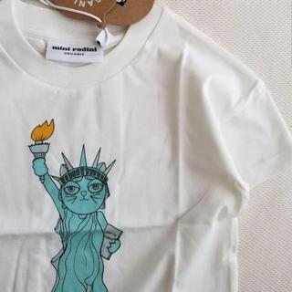 コドモビームス(こども ビームス)の2018AW*MINI RODINI LIBERTY SP SS Tシャツ(Tシャツ/カットソー)