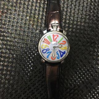 ガガミラノ(GaGa MILANO)のガガミラノ 腕時計 メンズ レディース(腕時計(アナログ))