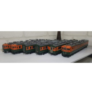 カトー(KATO`)のプロフ必須。KATO 165系 急行形電車  HOゲージ 箱無し 鉄道模型(鉄道模型)