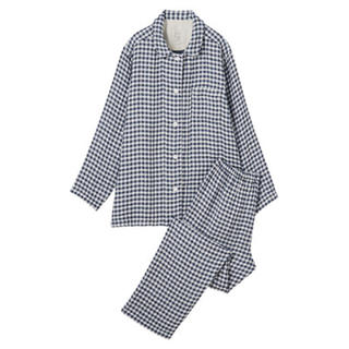 MUJI (無印良品) - 新品   無印良品  脇に縫い目のない五重ガーゼパジャマ