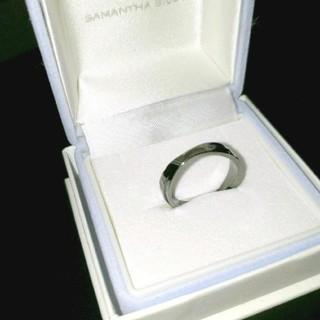 サマンサシルヴァ(Samantha Silva)のSamantha Silva 指輪 リング 13号 SV925(リング(指輪))