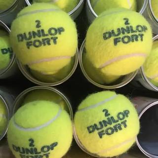 ダンロップ(DUNLOP)のテニスボール フォート 60球(ボール)