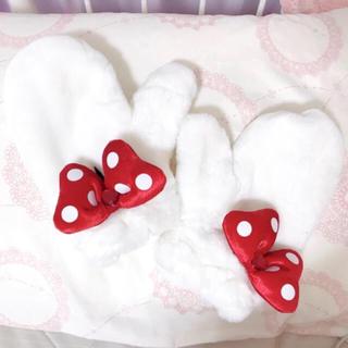 ディズニー(Disney)のミニー 手袋 ディズニー(手袋)