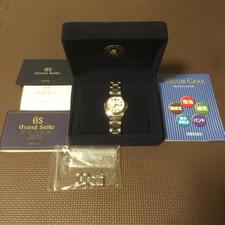 グランドセイコー(Grand Seiko)のグランドセイコー SBGX033 9Fクオーツ(腕時計(アナログ))