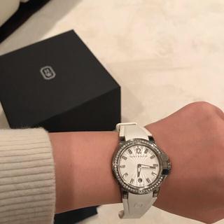 ハリーウィンストン(HARRY WINSTON)のハリーウィンストン オーシャンスポーツ レディース 正規店購入品 (腕時計)