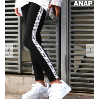 ANAP - ANAP  💋 ロゴ テープレギンス