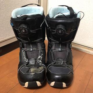 サロモン(SALOMON)のSALOMON スノーボード ブーツ 24.5cm(ブーツ)