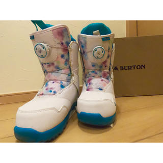 バートン(BURTON)のBARTON スノーボード ブーツ 23㎝ 2017~2018モデル(ブーツ)