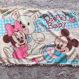 ディズニー(Disney)のディズニー ブランケット(おくるみ/ブランケット)