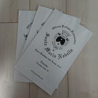 サンタマリアノヴェッラ(Santa Maria Novella)のsanta maria novella ショッパー 紙袋(ショップ袋)