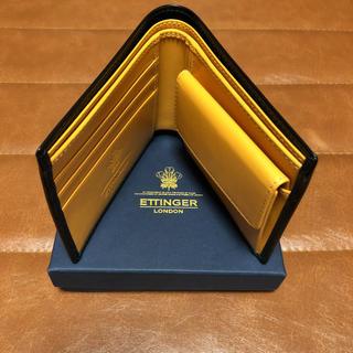 エッティンガー(ETTINGER)のエッティンガー 折財布 新品 未使用(折り財布)
