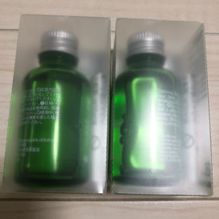 無印 エッセンシャルオイル ひのき 2個セット(エッセンシャルオイル(精油))