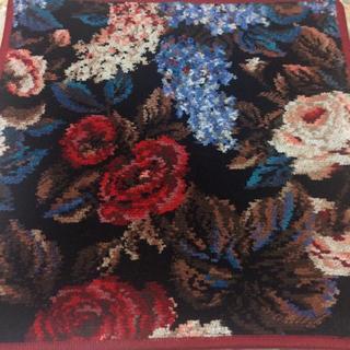 FEILER - 豪華な花柄  新品フェイラーハンカチ  コーンウェル