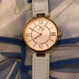 エニィスィス(anySiS)のany SiS腕時計(腕時計)