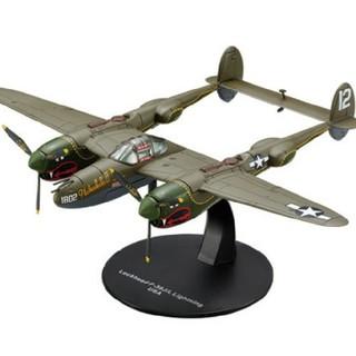 ディアゴ第二次世界大戦傑作機ロッキード P-38 ライトニング(航空機)