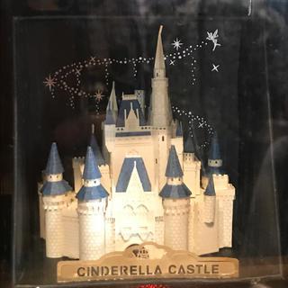 ディズニー(Disney)のペーパーナノ シンデレラ城(模型/プラモデル)