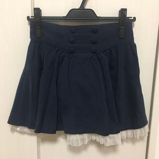 シークレットマジック(Secret Magic)のコルセットデザイン♡裾チュール♡スカート(ミニスカート)