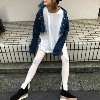 ステラマッカートニー(Stella McCartney)のAMAIL Jagged fit boots (ブーツ)