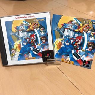 プレイステーション(PlayStation)のロックマンX4(家庭用ゲームソフト)