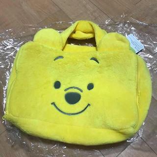 クマノプーサン(くまのプーさん)のくまのプー 新品 バッグ ポーチ ケース プー プーさん ディズニー(キャラクターグッズ)