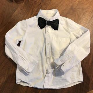コドモビームス(こども ビームス)の美品 スーパーサンクス superthanks キッズ シャツ 110cm (ブラウス)