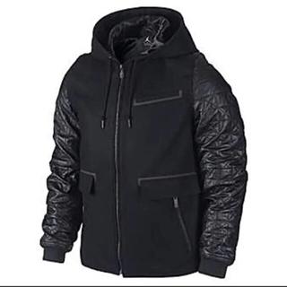 ナイキ(NIKE)のNIKE AIR JORDAN letterman jacket Lサイズ(レザージャケット)