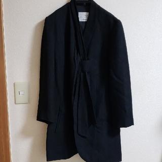 ツモリチサト(TSUMORI CHISATO)のTSUMORI CHISATO ツモリチサト 黒ジャケット カーディガン(カーディガン)