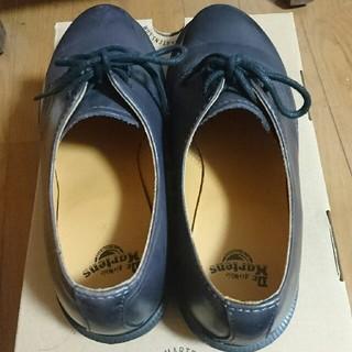 ドクターマーチン(Dr.Martens)のDr.martens3ホール 1461 ブラック(ローファー/革靴)