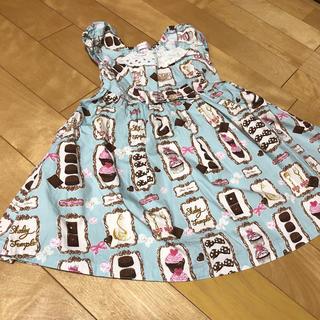 Shirley Temple - シャーリーテンプル ショコラ110 美品