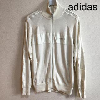 アディダス(adidas)のadidas ニット ブルゾン (ニット/セーター)