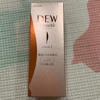 デュウ(DEW)のDEWボーテ濃密とろみ化粧水【しっとり】付け替え用(化粧水 / ローション)