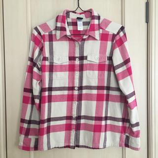 パタゴニア(patagonia)のパタゴニア☆サイズ6ネルシャツ チェックシャツ(シャツ/ブラウス(長袖/七分))
