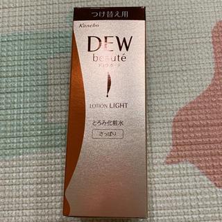 デュウ(DEW)のDEWボーテとろみ化粧水【さっぱり】付け替え用(化粧水 / ローション)