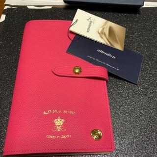 エーディーエムジェイ(A.D.M.J.)の新品未使用 ADMJ牛革ドキュメントウォレット(財布)