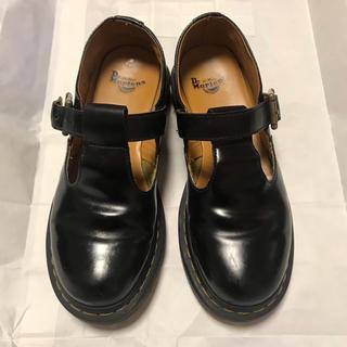 ドクターマーチン(Dr.Martens)のDr.Martens ドクターマーチン T bar polley 23.5cm(ローファー/革靴)