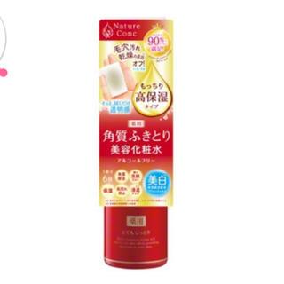 ナリスアップコスメティックス(ナリスアップコスメティックス)の<新品未使用> ネイチャーコンク 角質ふきとり美容化粧水 とてもしっとり (化粧水 / ローション)