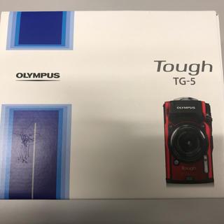 OLYMPUS - OLYMPUS オリンパス tough TG-5