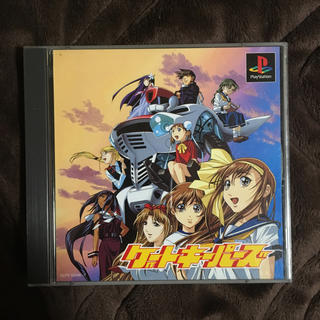 プレイステーション(PlayStation)のゲートキーパーズ PS ソフト(家庭用ゲームソフト)