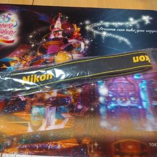 ニコン(Nikon)のNikonカメラストラップ(その他)