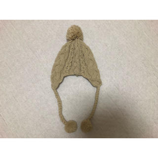 コネクト(connect)のベビー ニット帽(帽子)