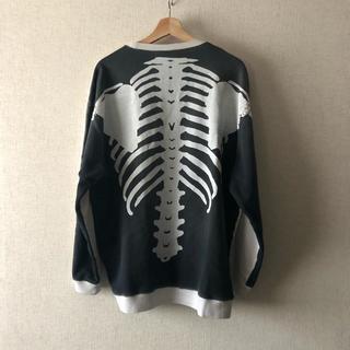 キャピタル(KAPITAL)のKapital Bone Sweatshirt (スウェット)