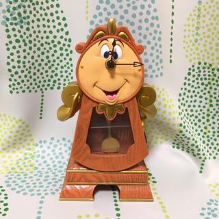 Disney - 美女と野獣 コグスワース  時計